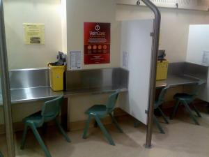 safer injecting room Sydney Aust