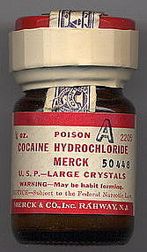 Merck Cocaine 1882