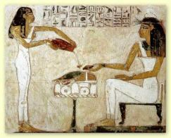 Earliest historical record of brewing of alcohol in Eqypt from papyrus